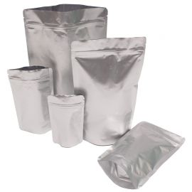 Aluminium Pouches - Wide Range of Sizes