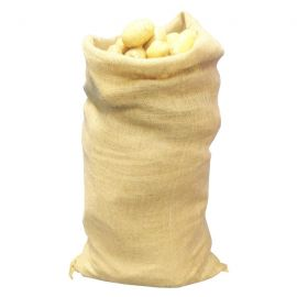 Large Hessian Potato Sack