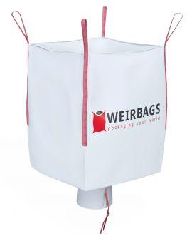 Dumpy Bag with Discharge Spout