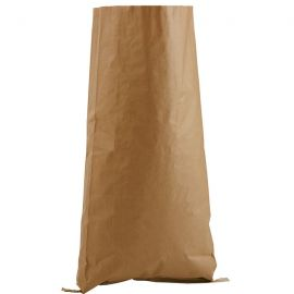 Kraft Paper Sack with Gusset - Large