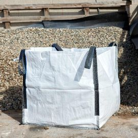 Half Tonne Bulk Bag in Use