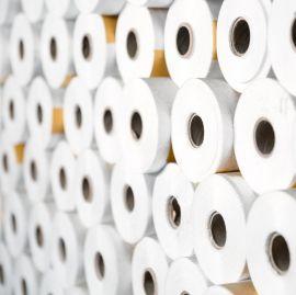 Woven Polypropylene Fabric Rolls