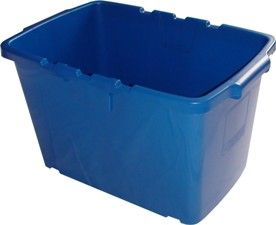 55 litre kerbside recycling box from weirbags