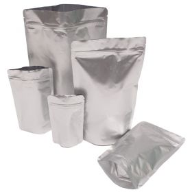 Aluminium Pouches - Wide Range of Sizes