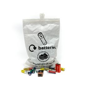 battery recycling bag council specification