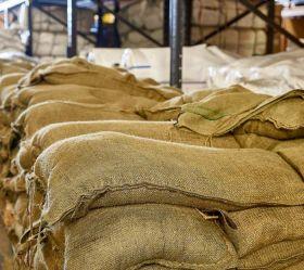 Filled Hessian Sandbags - 15kg