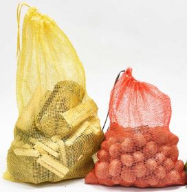 Net Bags for Logs, Kindling, Onions and Potatoes