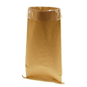 Large Paper Sacks with Liner