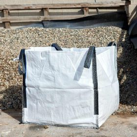 Half Tonne Bulk Bag in Use