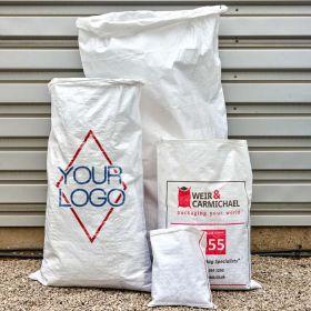 Bespoke Woven Polypropylene Sacks