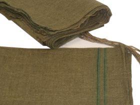 Rot Proof Hessian Sandbags