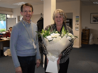 Credit Controller celebrates 20 years at Weir & Carmichael