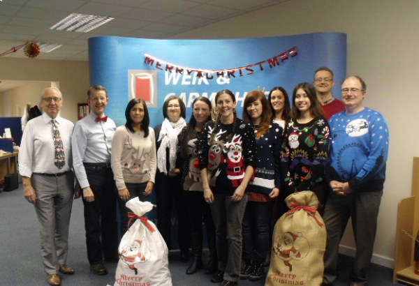 Christmas Jumper Day for Charity