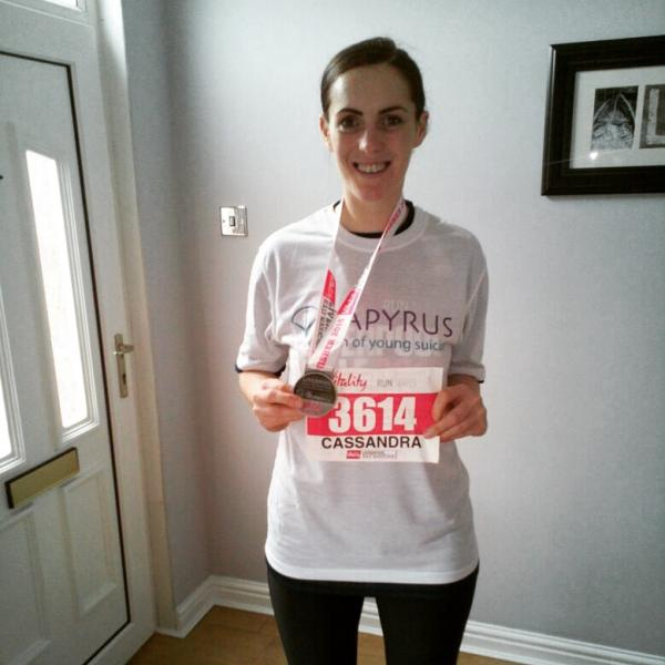 Sales Coordinator Runs Liverpool Half Marathon for Charity