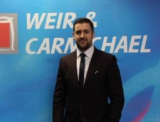 New Sales Director at Weir & Carmichael