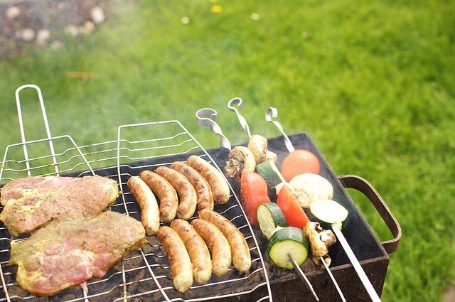 8 Tips for a Stress Free Green BBQ