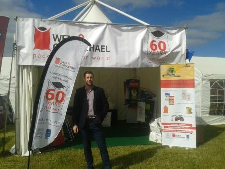 Successful Event at the Cereals Exhibition