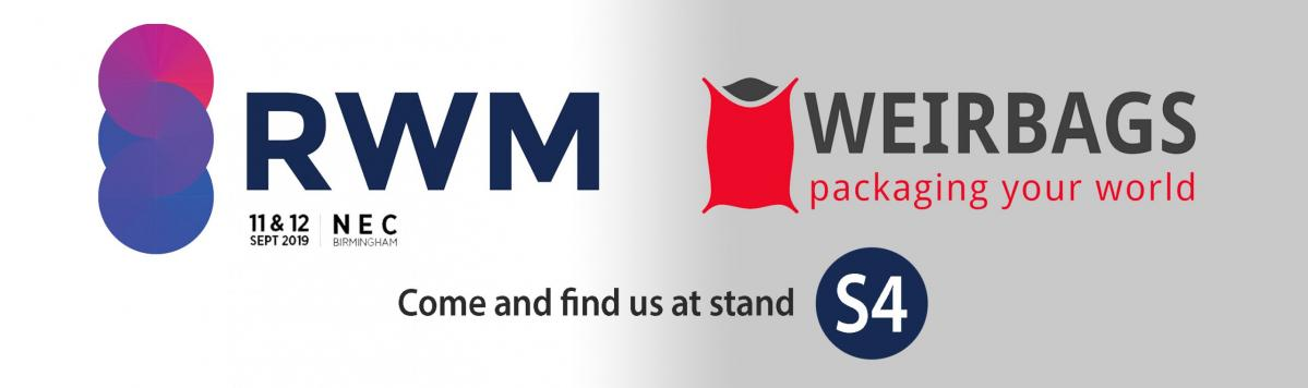 Weirbags to feature at RWM 2019